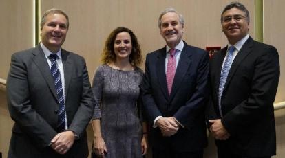 Juan Antonio Marín, Sofía Parra, Arturo Alessandri, Julio Iturriaga .
